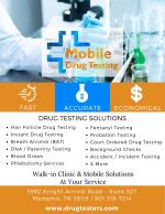 Mobile Drug Testing